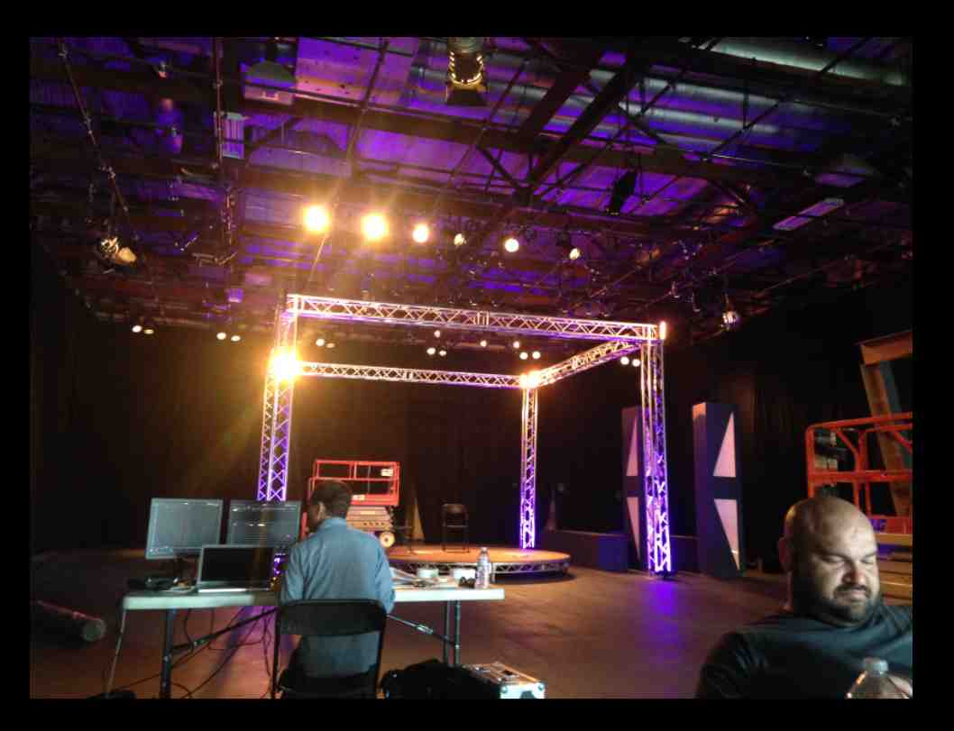 Local 600 Lighting Director Hollywood Partners